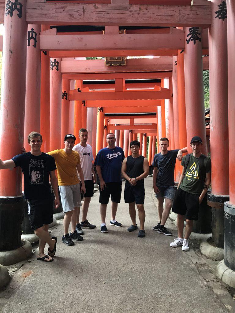 trip naar kyoto