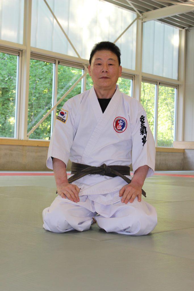 Master Ko Baek-yong